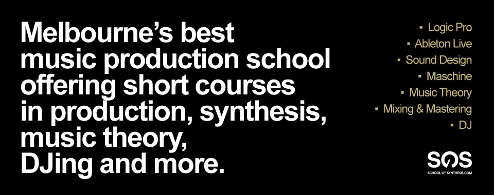 Music Production Courses | School Of Synthesis