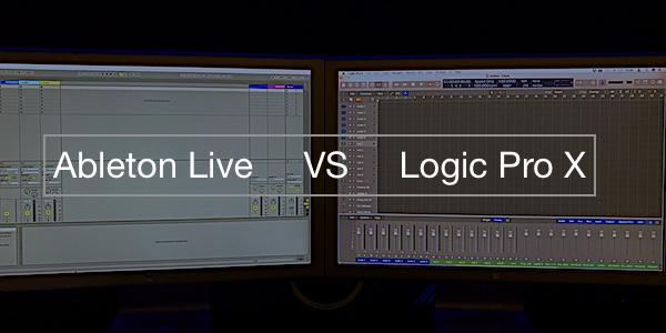 Ableton Live Vs Logic Pro X School Of Synthesis